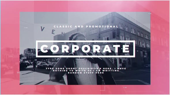Thumbnail for Modern Corporate