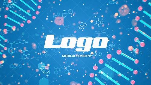 DNA Logo Reveal