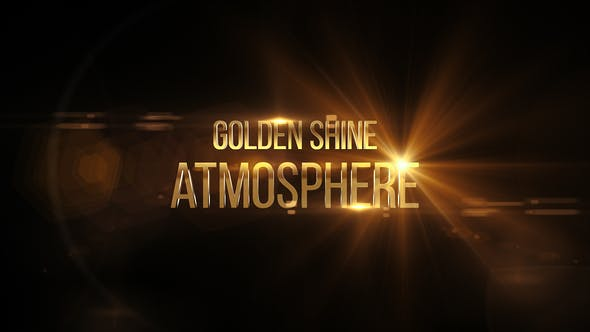 Thumbnail for Cinematic Title Trailer Gold & Silver