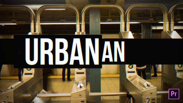 Thumbnail for Urban Intro