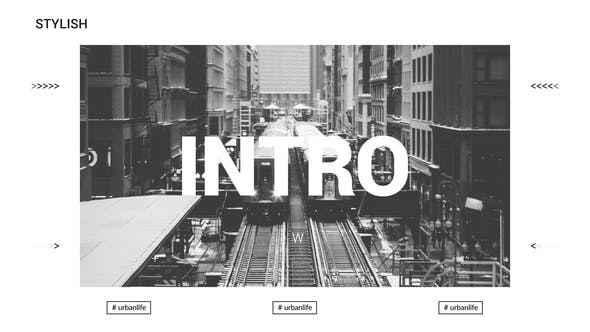 Cover Image for Stylish Intro