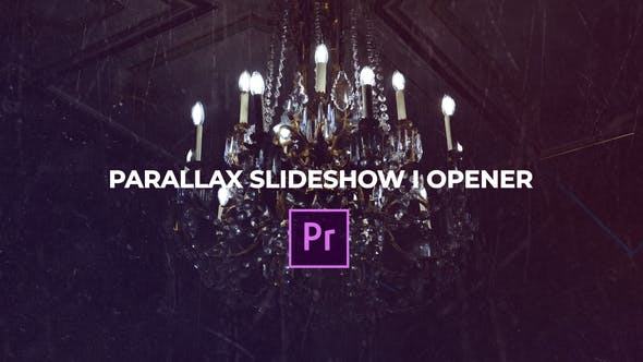 Thumbnail for Parallax Slideshow I Opener Premiere Pro