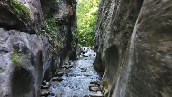 Thumbnail for Trekking River Canyon