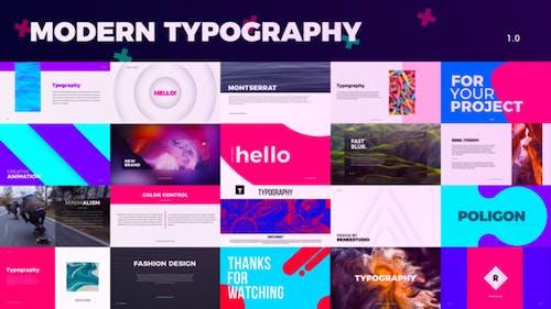 Typographie créative