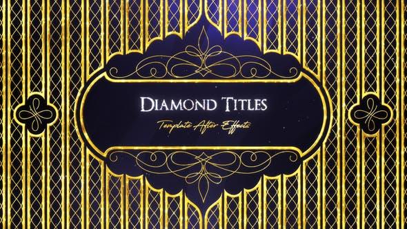 Thumbnail for Diamond Titles