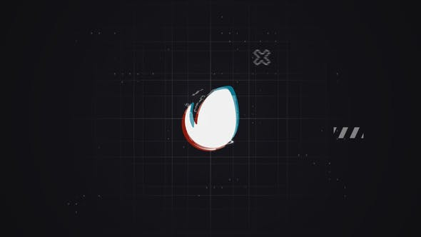 Thumbnail for Glitch Logo