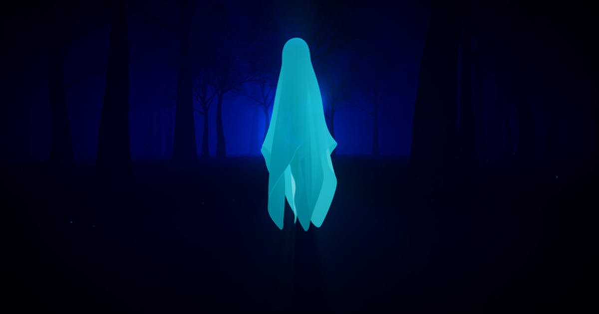 Download Ghost Ident by sachinjoshi
