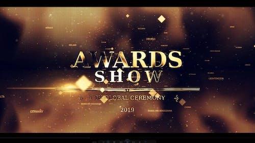Awards Show Package V1