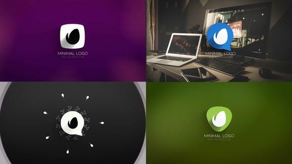 Thumbnail for Clean Minimal Modular Logo Reveals
