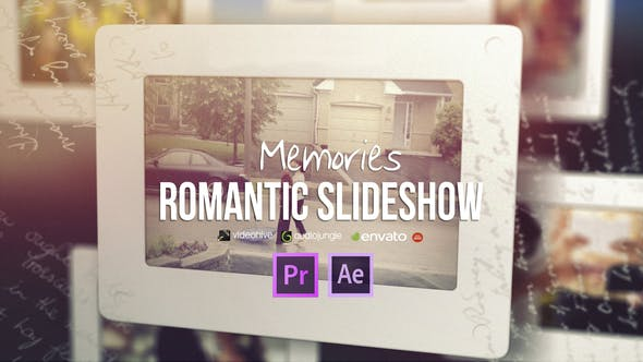 Thumbnail for Memories - Romantic Slideshow