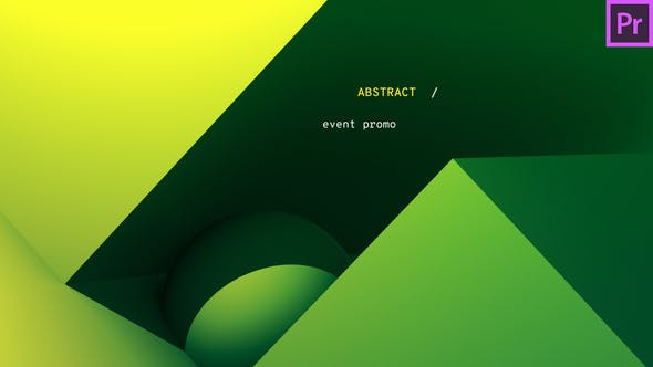 Thumbnail for Gradient - Abstract Event Promo | Premiere Pro