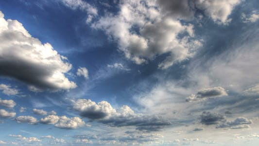 Thumbnail for HDR Time Lapse Of Clouds