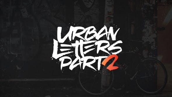 Thumbnail for Urban Letters 2