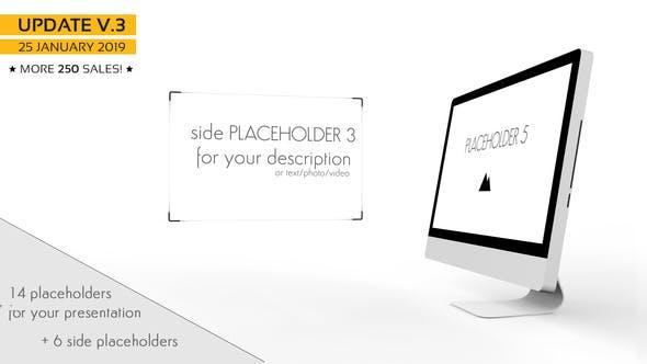 Universal Desktop Web Presentation