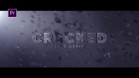 Thumbnail for Cracked Title Design