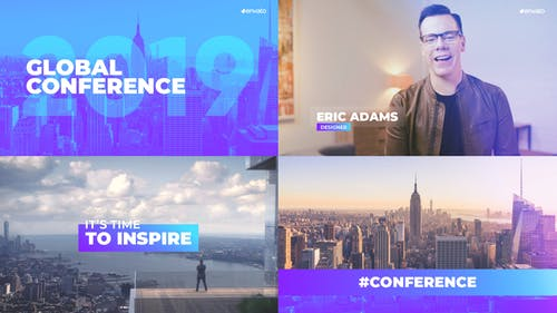 Global Conference Promo