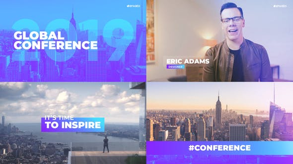 Thumbnail for Global Conference Promo
