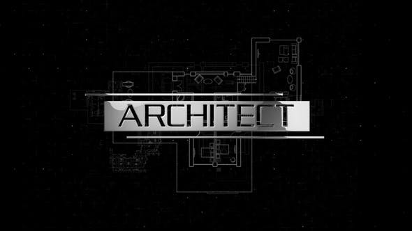 Thumbnail for Architect Logo Reveal