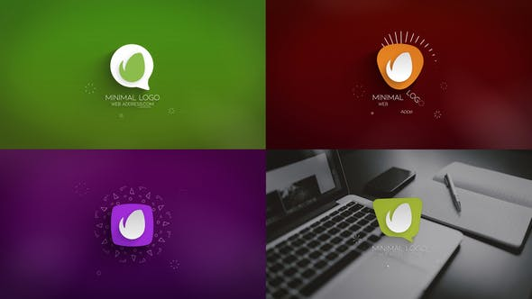 Thumbnail for Logo Minimalista revela