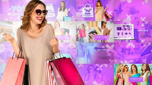 Shopping Mall - Online Shop