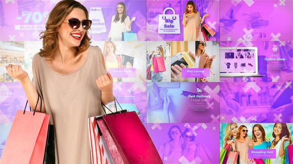 Thumbnail for Shopping Mall - Online Shop