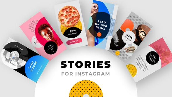 Thumbnail for Instagram Stories Pack No. 1