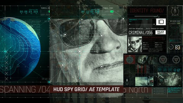 Thumbnail for HUD Spy Grid