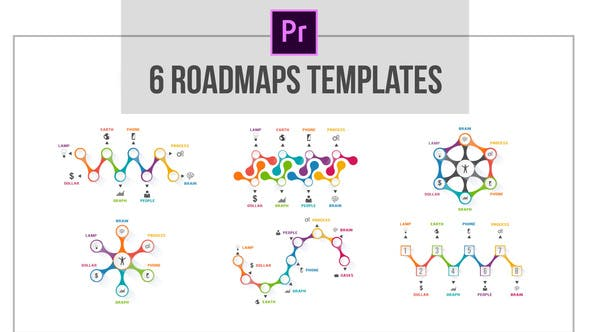 Infographics - Roadmaps MOGRT