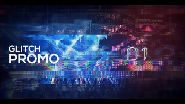 Thumbnail for Glitch Digital Promo