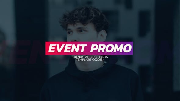 Thumbnail for Modern Event Promo
