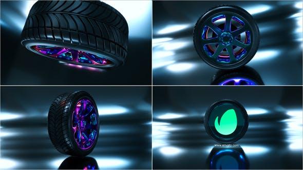 Thumbnail for Wheel Logo Reveal