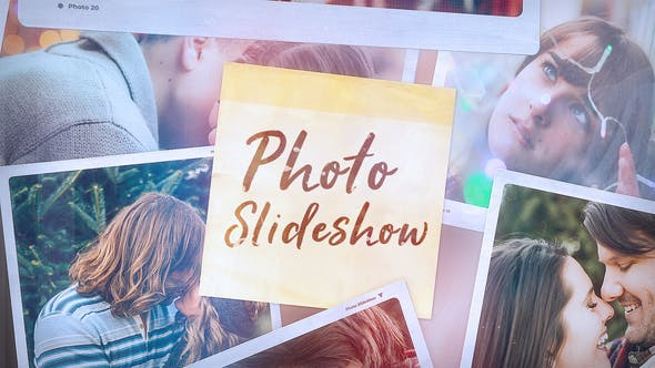 Thumbnail for Foto-Diashow reinigen