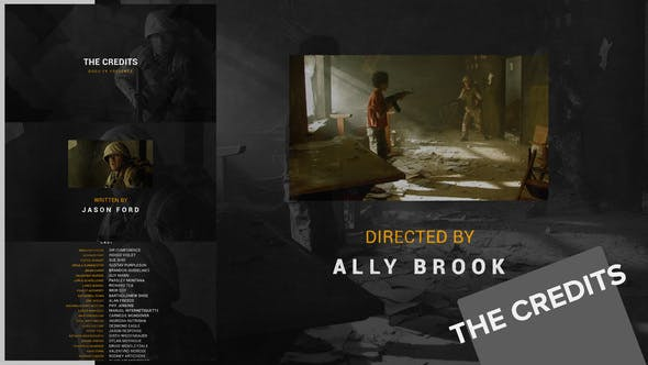 Thumbnail for The Credits