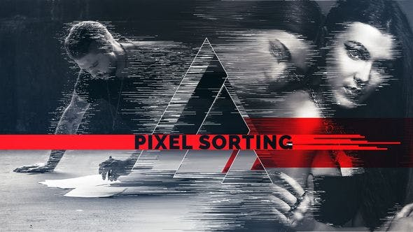 Thumbnail for Pixel Sorting Slideshow