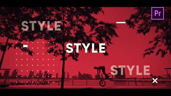 Thumbnail for Urban Street Promo