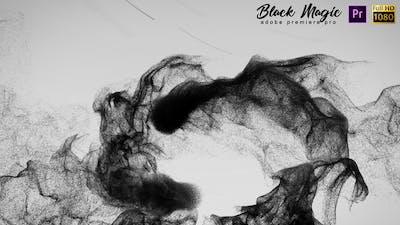Black Magic - Premiere Pro