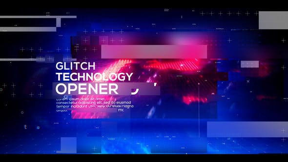 Thumbnail for Technology Glitch Opener