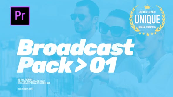 Thumbnail for Modern Broadcast Pack
