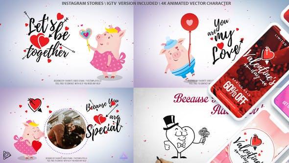 Thumbnail for Valentine's Day Love Letter v2.1