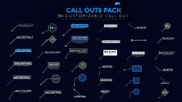 Cover Image for Call Out Pack