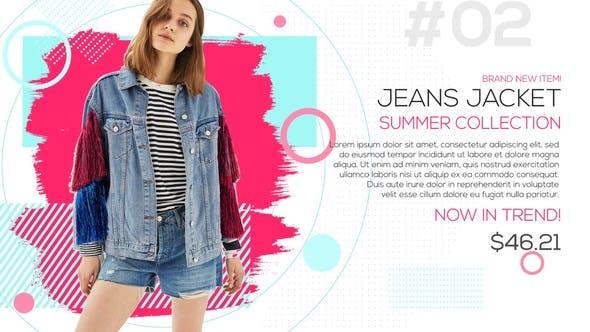 Thumbnail for Online Shop Promo