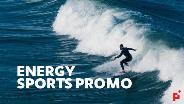 Thumbnail for Energy Sport // Promo Dynamique