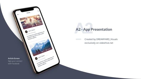 Thumbnail for A2 - App Promo