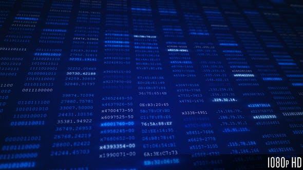 Thumbnail for Schleifen Visualisierung Bildschirm der Internet-Datenverarbeitung