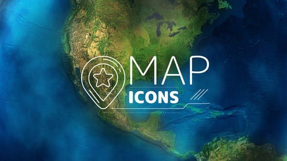 Thumbnail for Map Icons