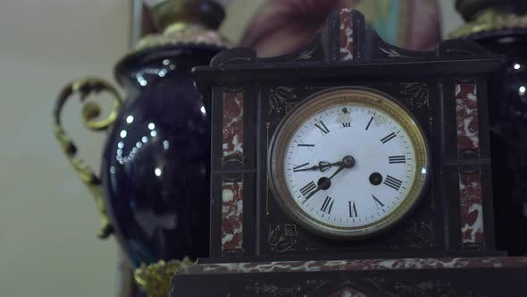 Thumbnail for Antique Shop Old Clock And Jug