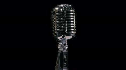 Stage Mic Rotation