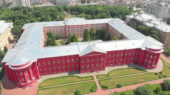 The University Building