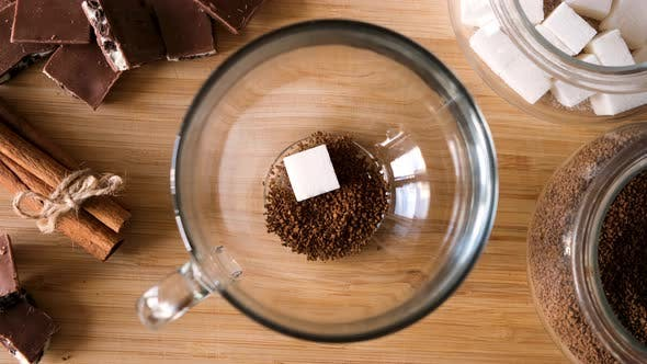 Thumbnail for Coffee preparation process
