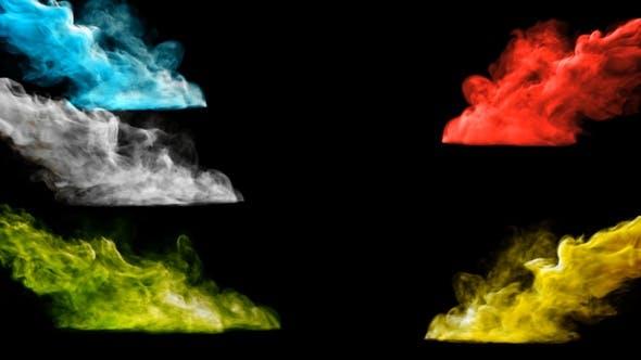 Smoke Spray